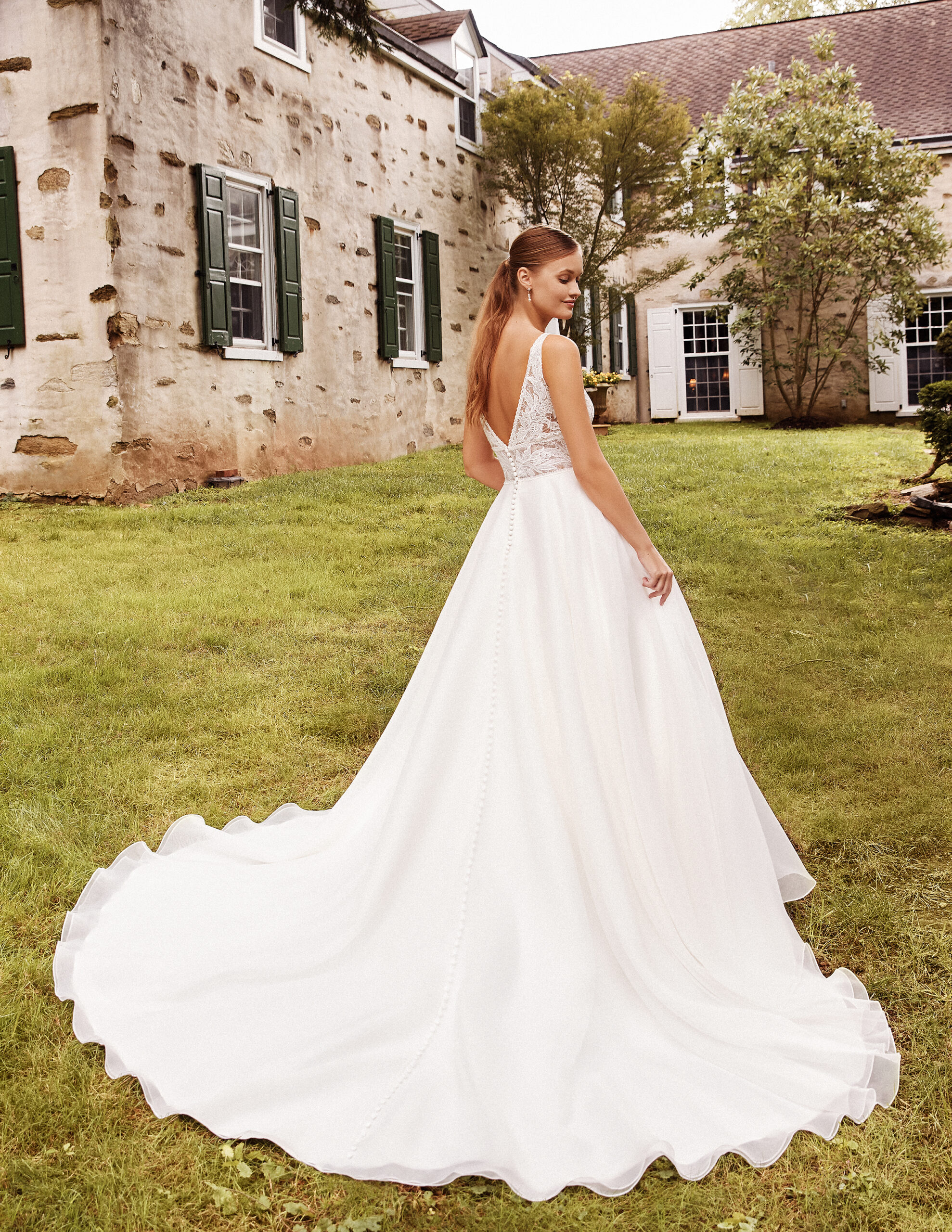 Sincerity Bridal - Justin Alexander