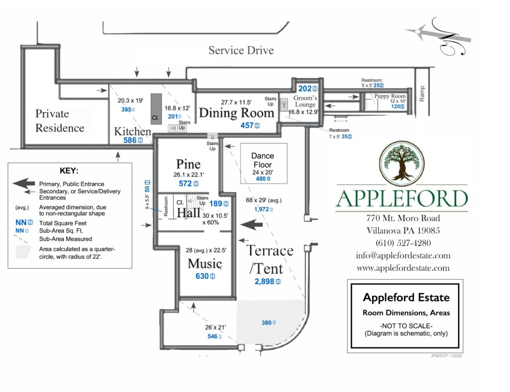 Appleford Floor Plan